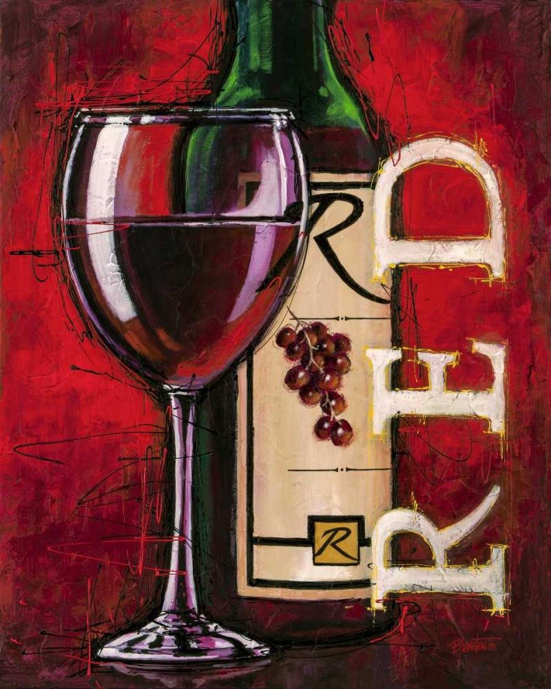 Red Wine Tasting Langton, Bruce 63495