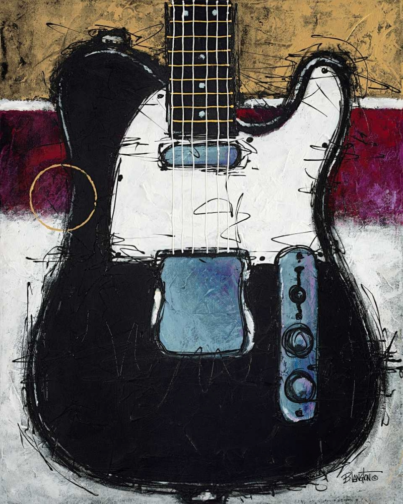 Electric Black Langton, Bruce 105651