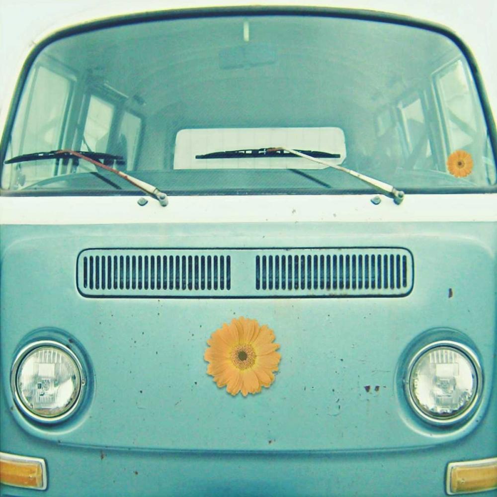 Blue VW Van Dvorak, Vicki 62520