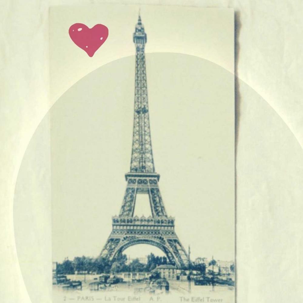Paris Red Heart Dvorak, Vicki 62536