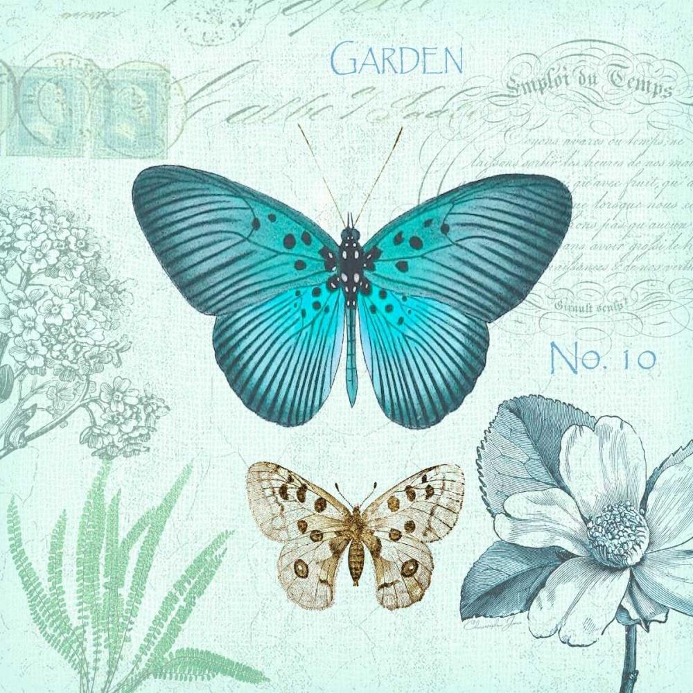 Butterflies and Botanical 2 James, Christopher 87329
