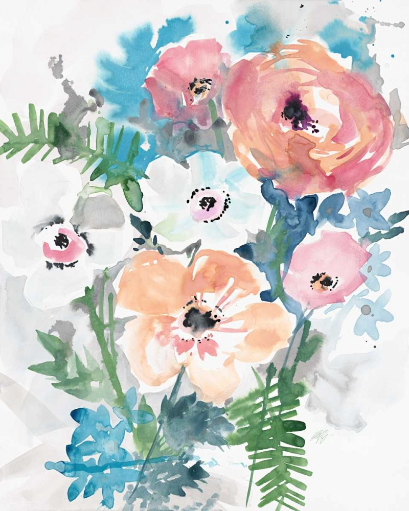 Bright Bouquet 3 Swartz, Megan 142175