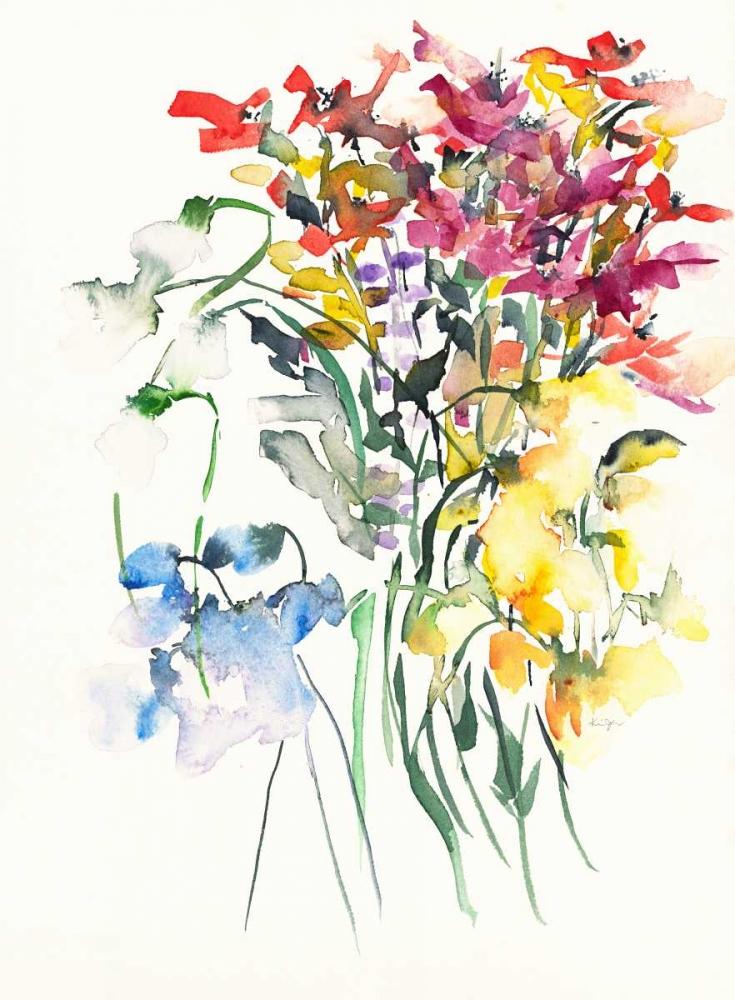 Garden Soiree 1 Johannesson, Karin 105701