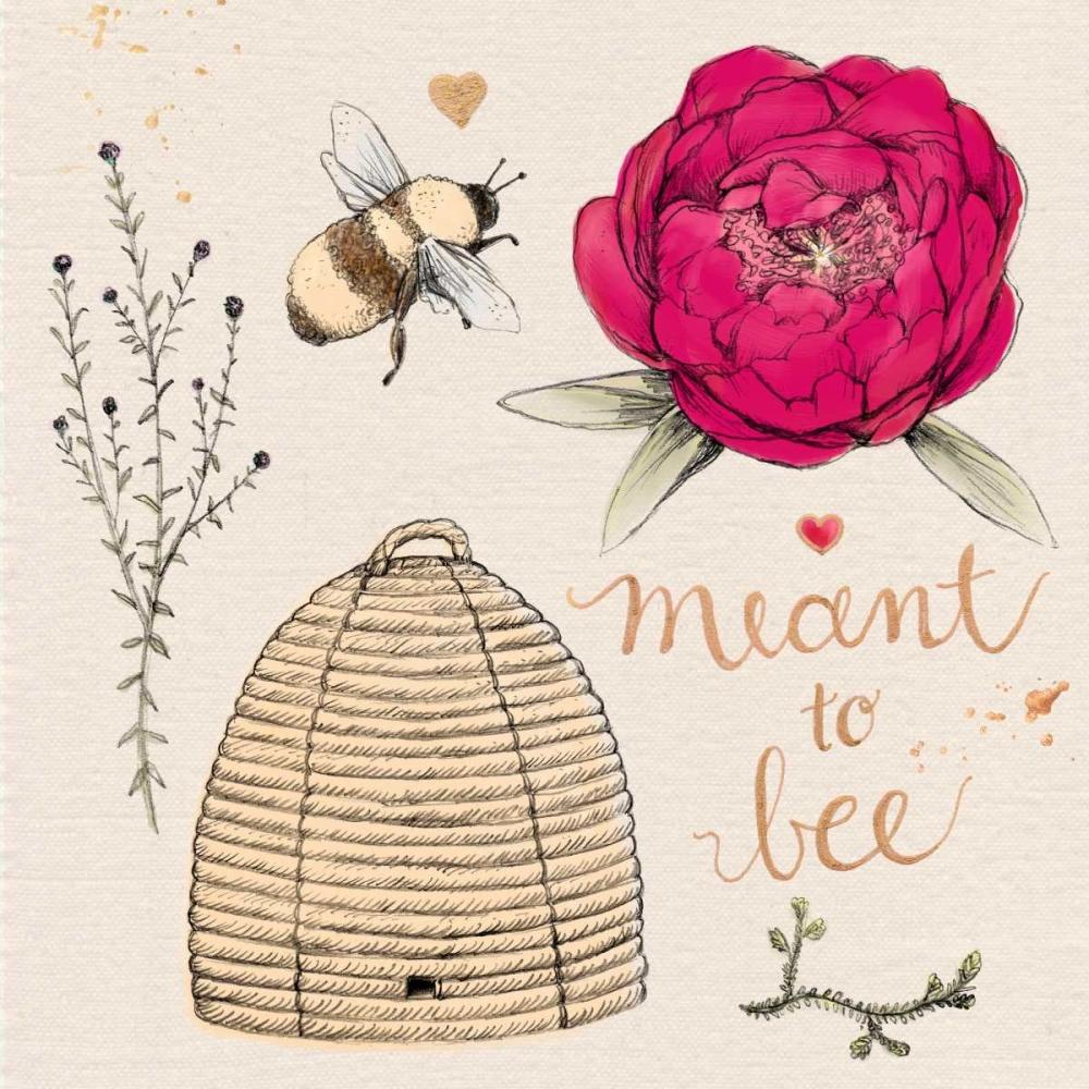 Meant To Bee Elliot, Kerri  84972