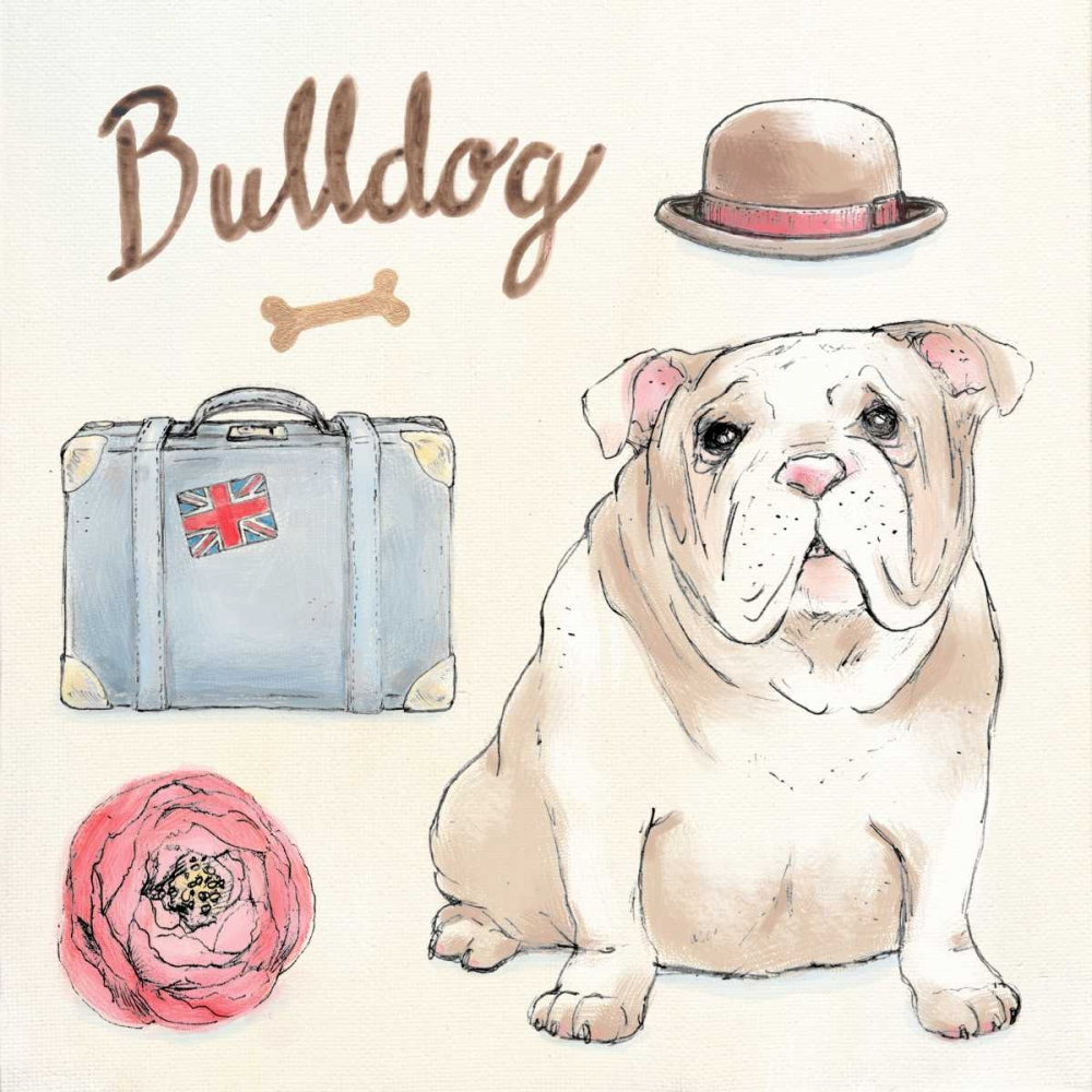 Bulldog Escapades Elliot, Kerri 105712