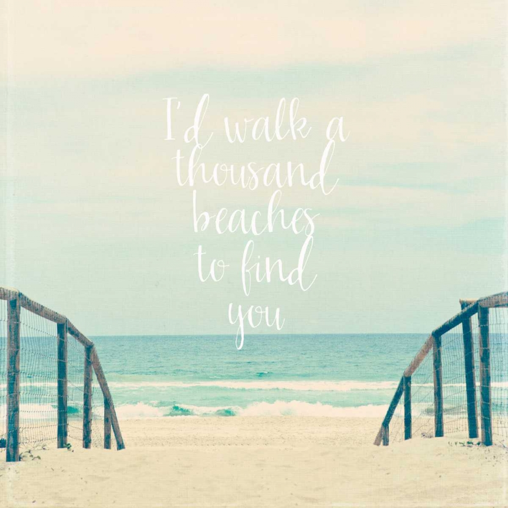 Id Walk a thousand Beaches Susannah Tucker Photography 84984