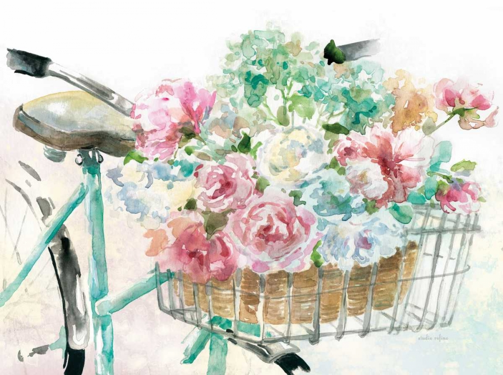 Flower Market Bicycle Studio Rofino 105728