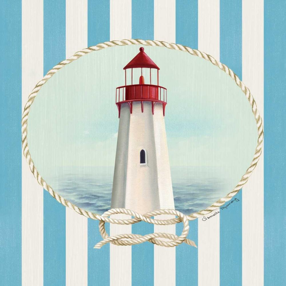 Nautical and Nice Lighthouse Murray, Danielle 105737