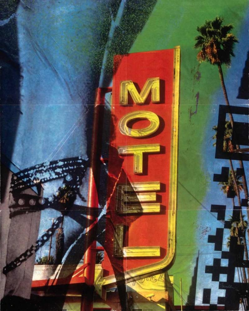 Urban Collage Motel Fainelli, Deanna 62830