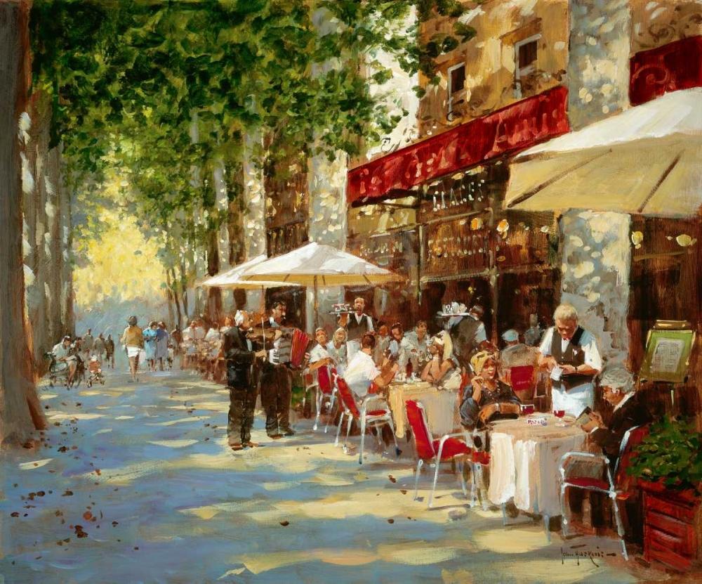 Cafe Apres-Midi Haskins, John 166734