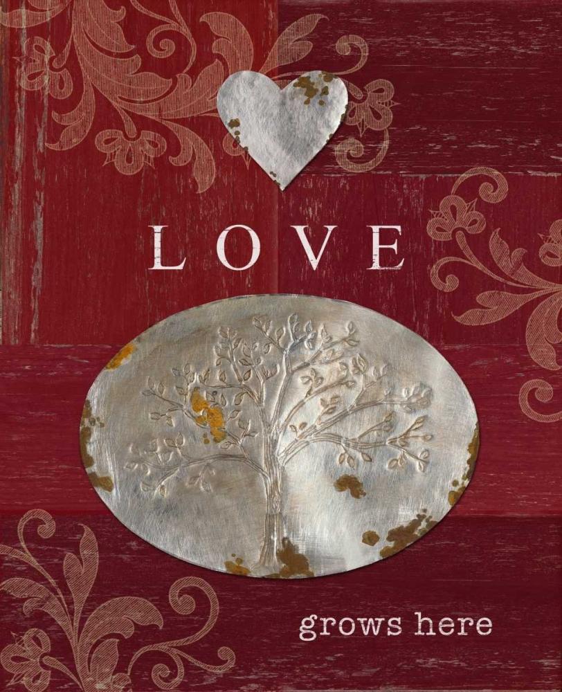 Love Grows Here Appleman, Sam 63355