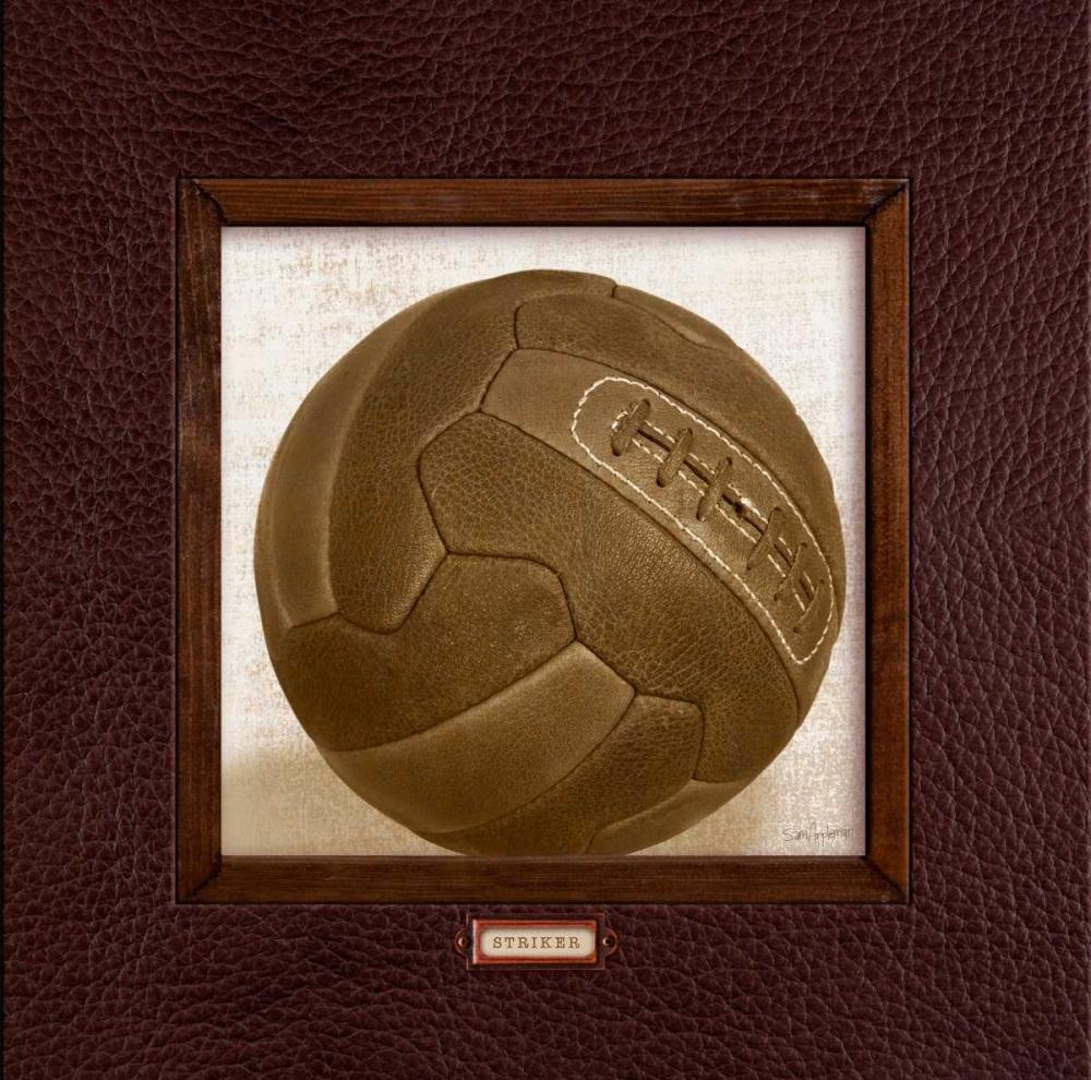 Vintage Soccer Appleman, Sam 63430