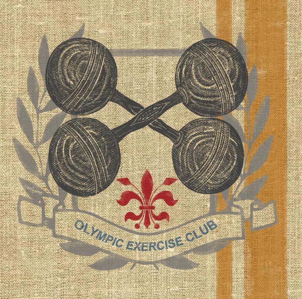 Olympic Exercise Club Appleman, Sam 63435
