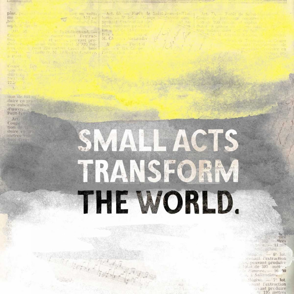 Small Acts Taylor, Evangeline 63538