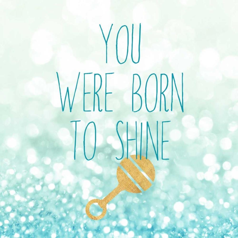 Born To Shine Blue Taylor, Evangeline 142116