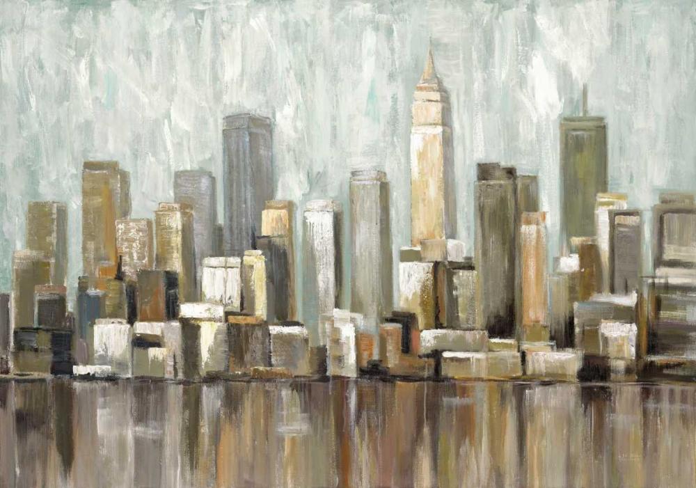 City Scape 1 Art Atelier Alliance 66366