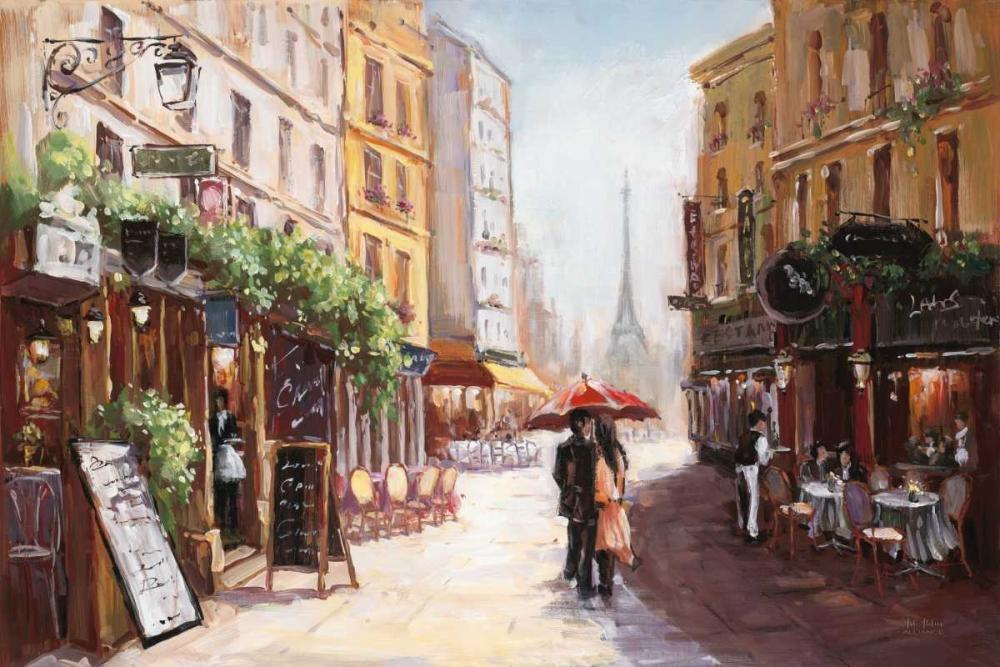 Parisienne Romance Art Atelier Alliance 66433