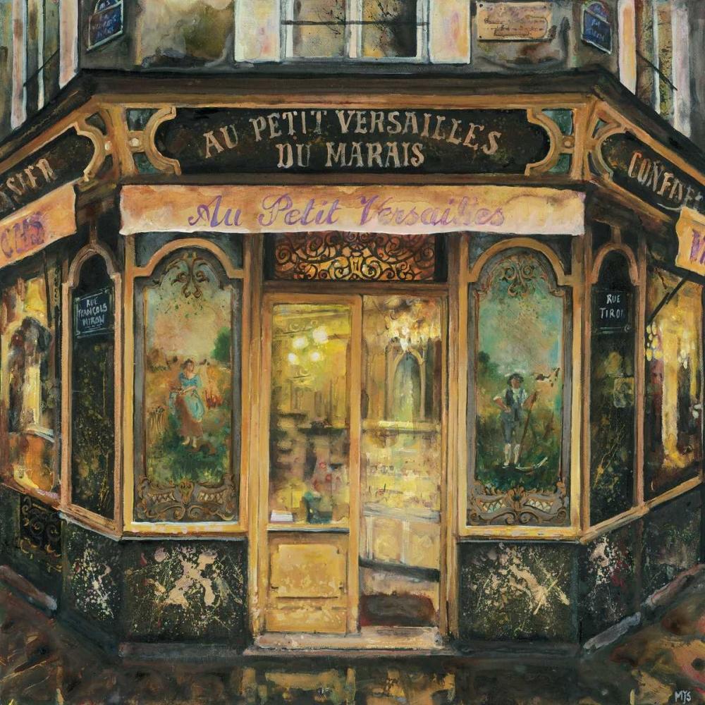 Au Petit Versailles Sturgeon, Melissa 166310