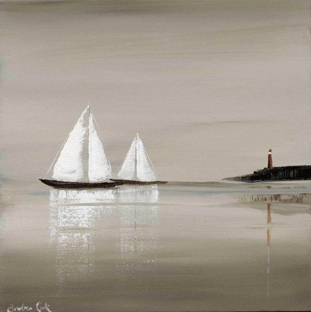 Sailing Grey I Cook, Andrea 57781
