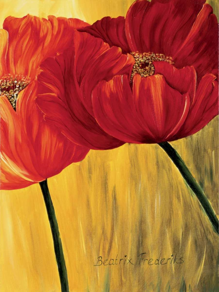 Dancing Tulips II Frederiks, Beatrix 57849