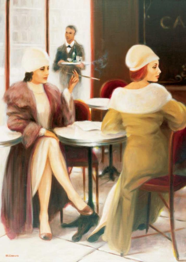 Cafe I Denis, E 57907