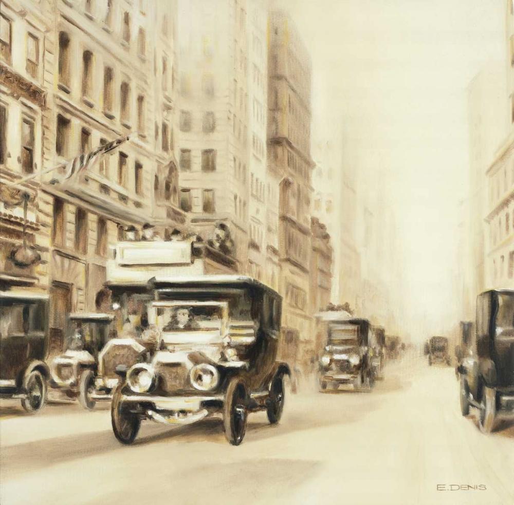 Old street usa Denis, E 57914