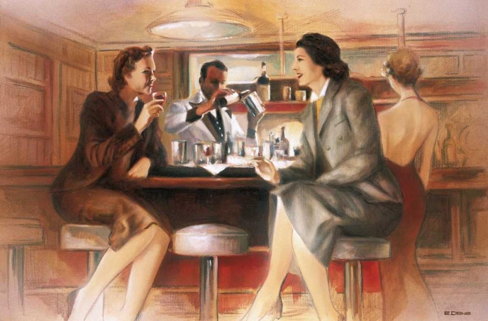 Bar conversations V Denis, E 57920