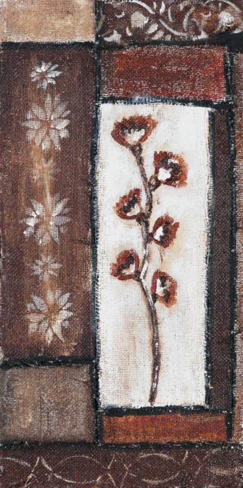 Floral brown I Elki,O 57951