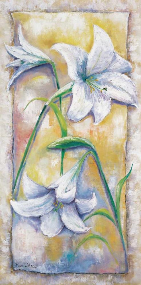 Romantic flower I Withaar, Rian 58005