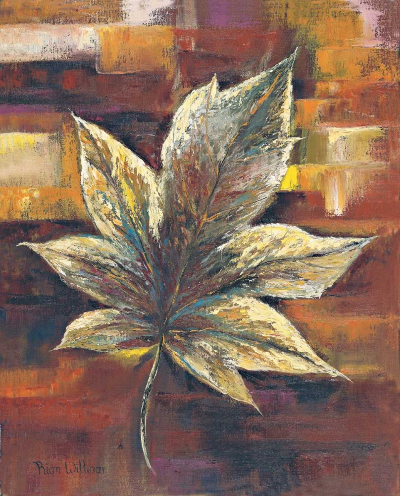 European oak leaf Withaar, Rian 58034