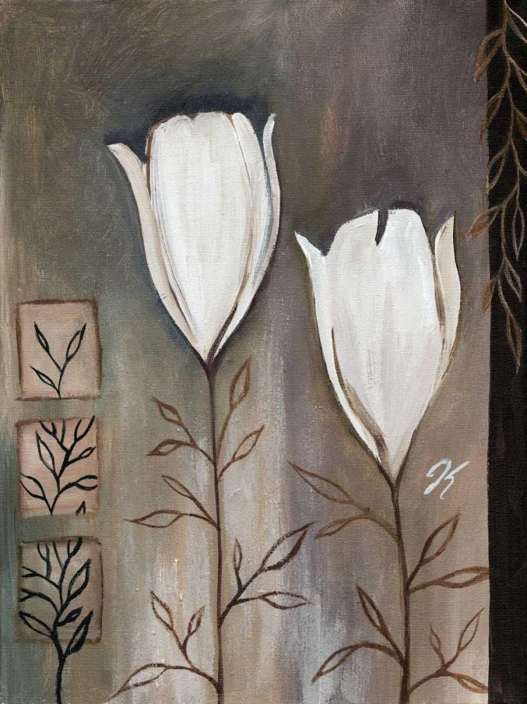 Tulip deco II Peters, Kristel 58161