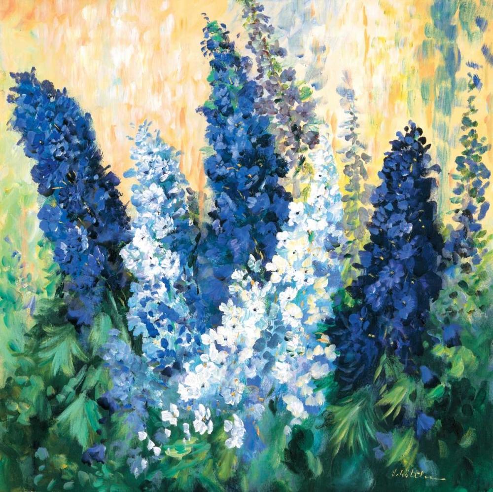 Larkspur in blues Schottler, Katharina 58189