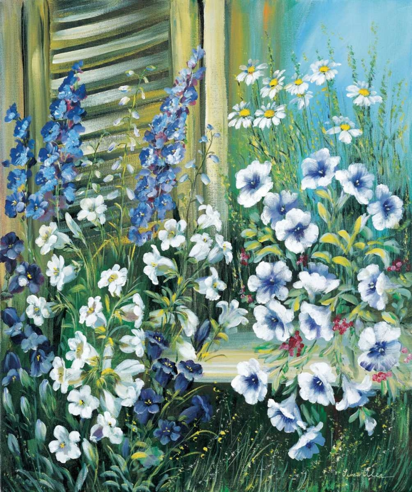 Flowers at your door Schottler, Katharina 58191