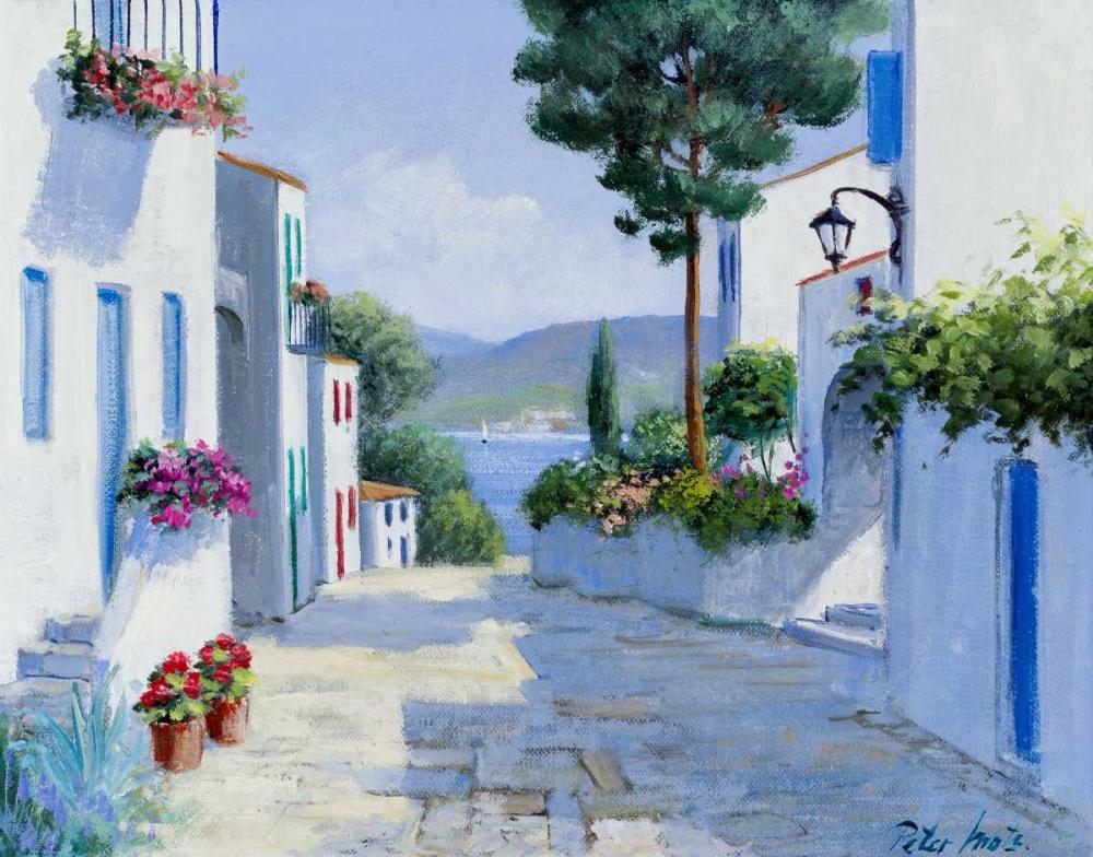 The promenade Motz, Peter 58522
