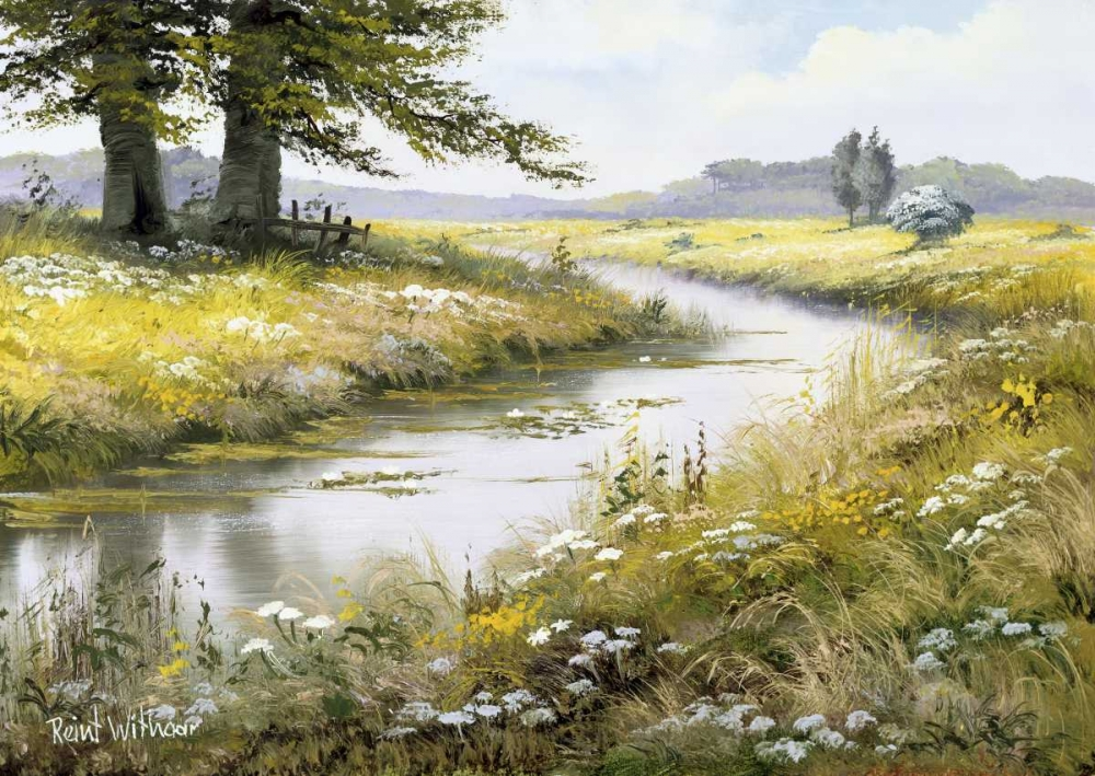 Beauty of silence Withaar, Reint 58637