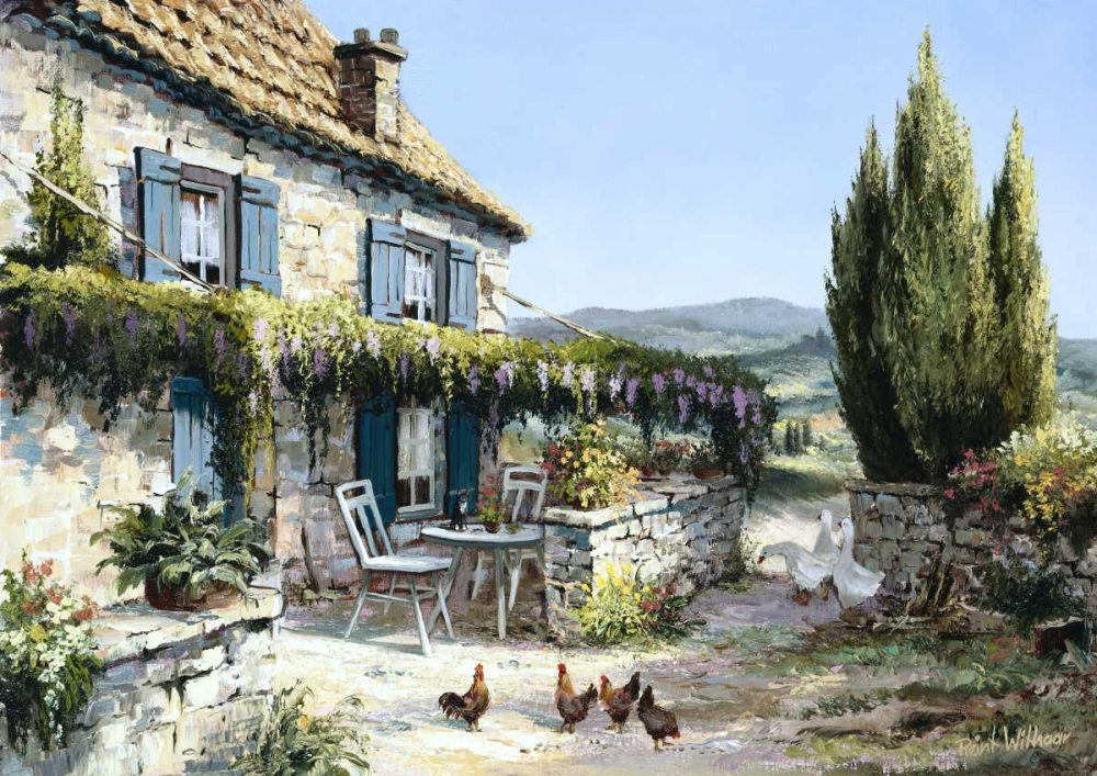 French country Withaar, Reint 58650