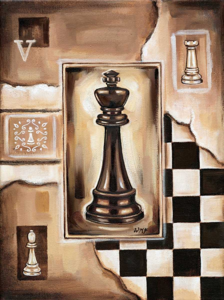 Chess King Fields, Wendy 58799