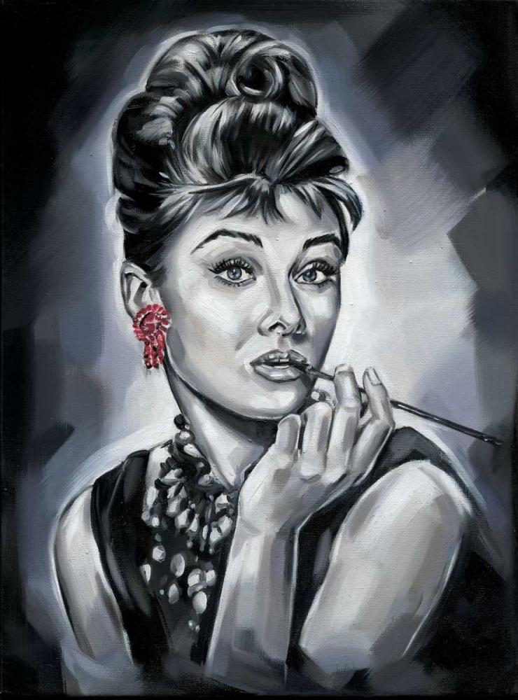 Audrey Hepburn Fields, Wendy 58822