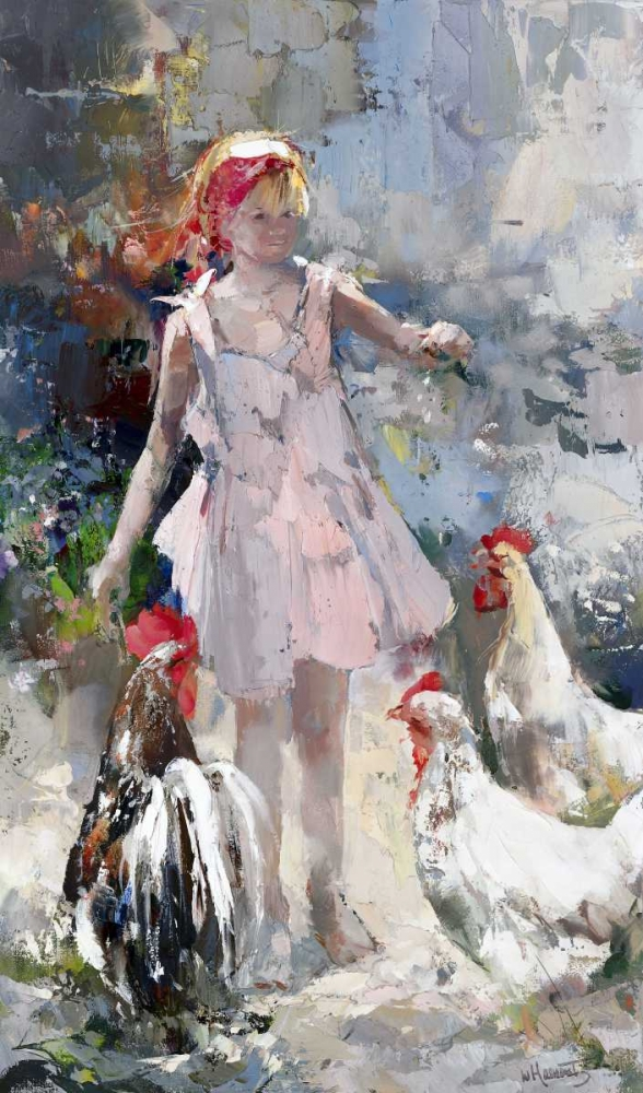 Feathered friends Haenraets, Willem 58881