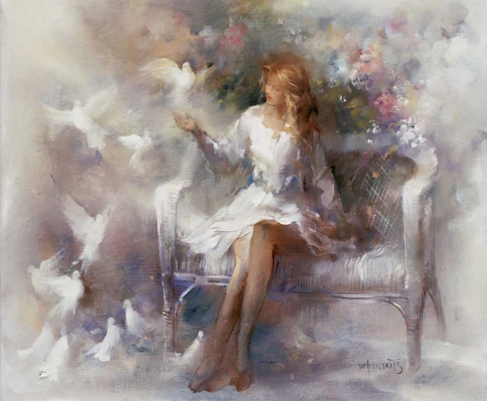 White dreams Haenraets, Willem 58965