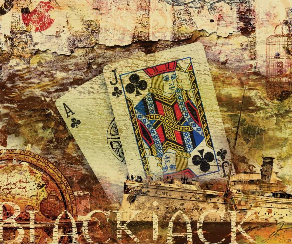 BLACK JACK Yang, Eric 66933