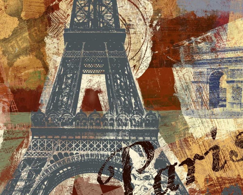 TOUR PARIS Yang, Eric 66967