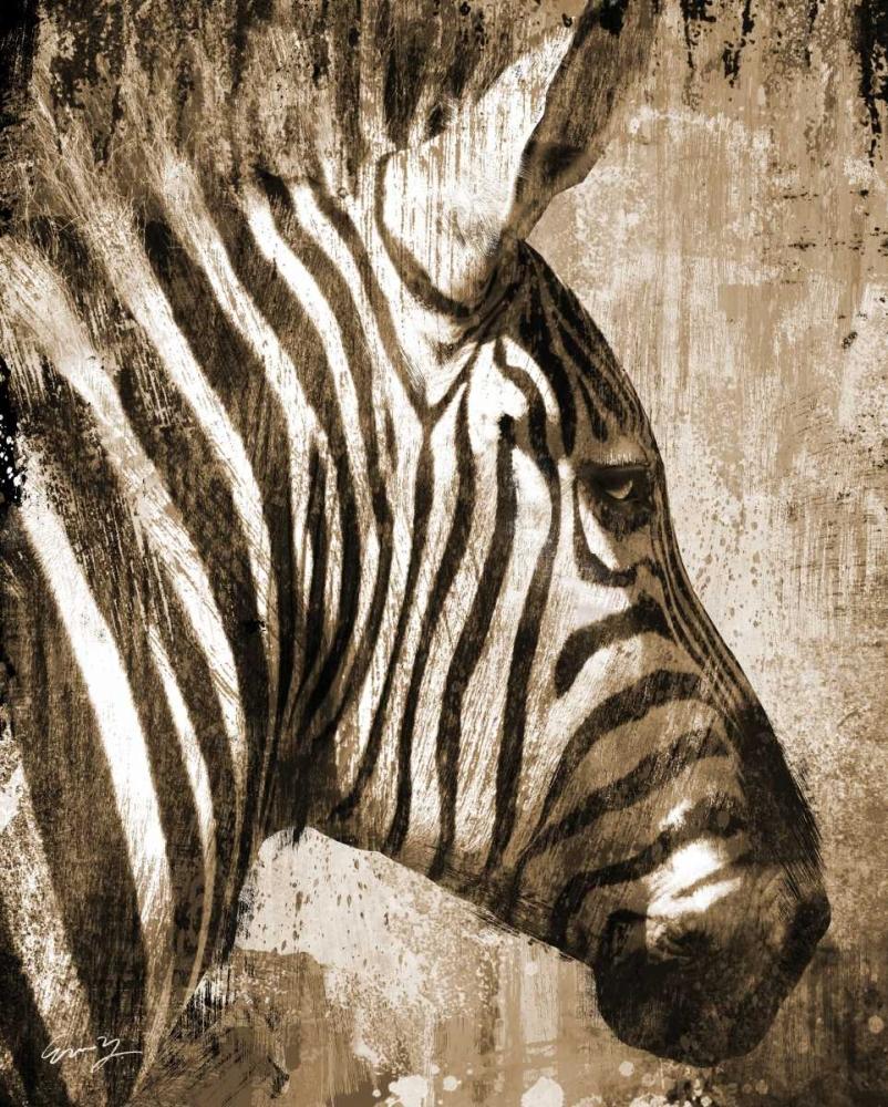 AFRICAN ANIMALS II - sepia Yang, Eric 67103