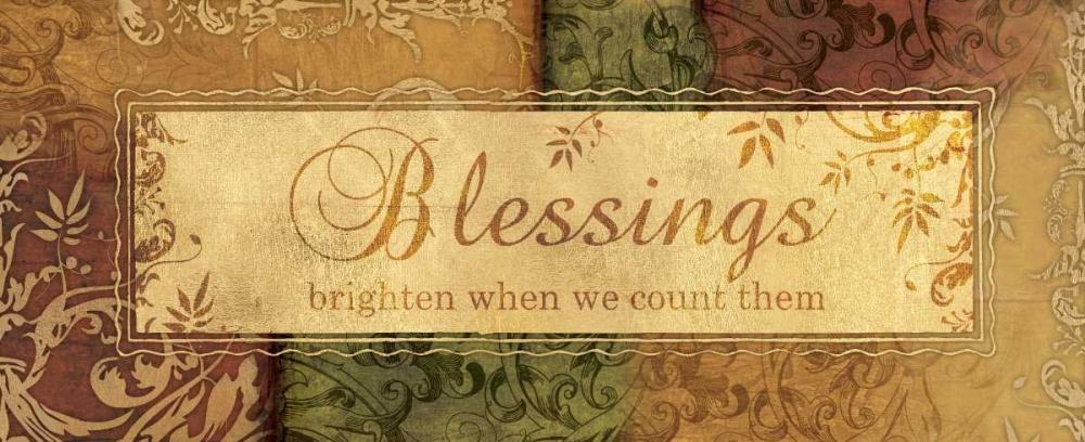 BLESSINGS BRIGHTEN Ballantyne, Piper 67116