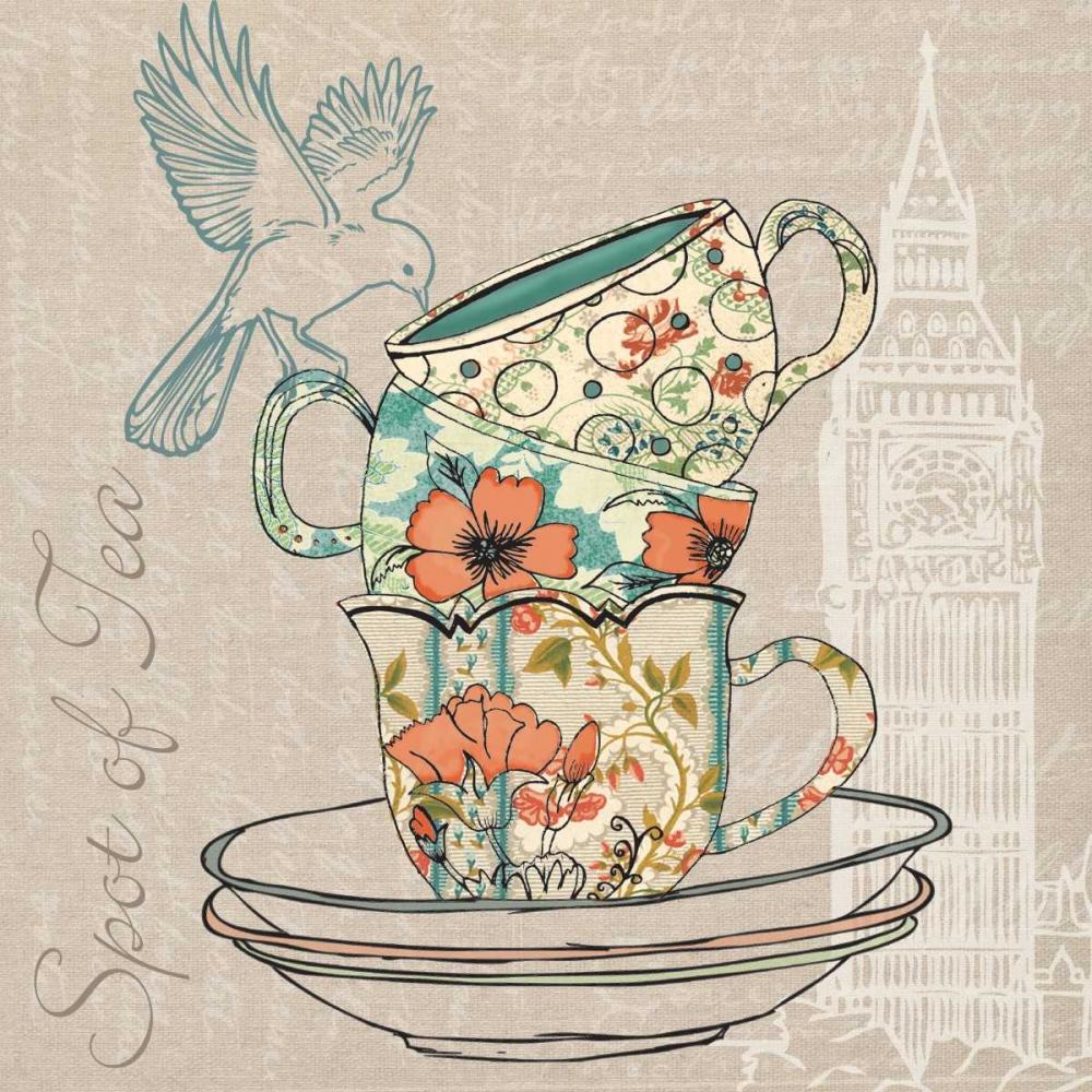 SPOT OF TEA Ballantyne, Piper 67218