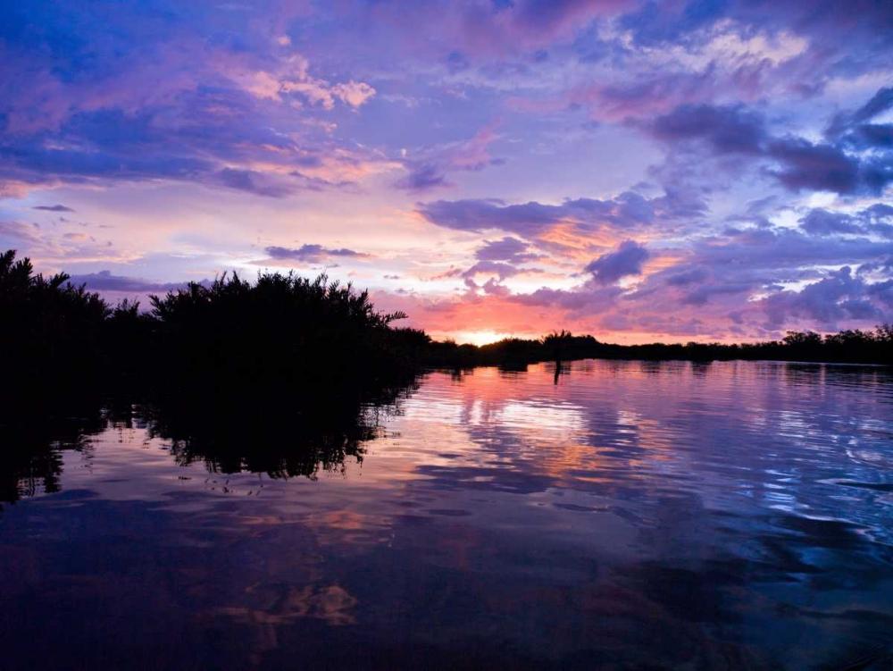 River at dusk, Malaysia, Kotakinabalu Frank, Assaf 103141