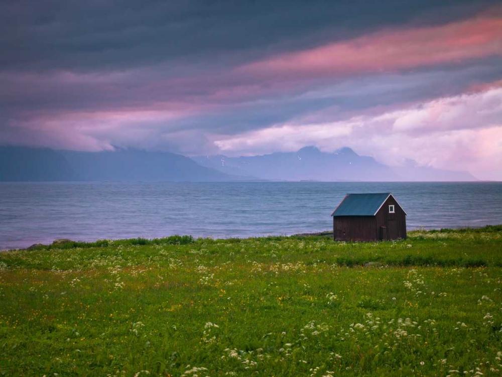 Beach hut on Lofoten coastline, Norway Frank, Assaf 103255