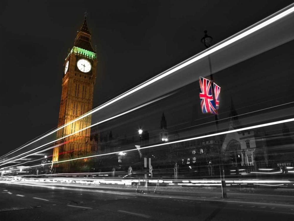 Big Ben at night Frank, Assaf 103275