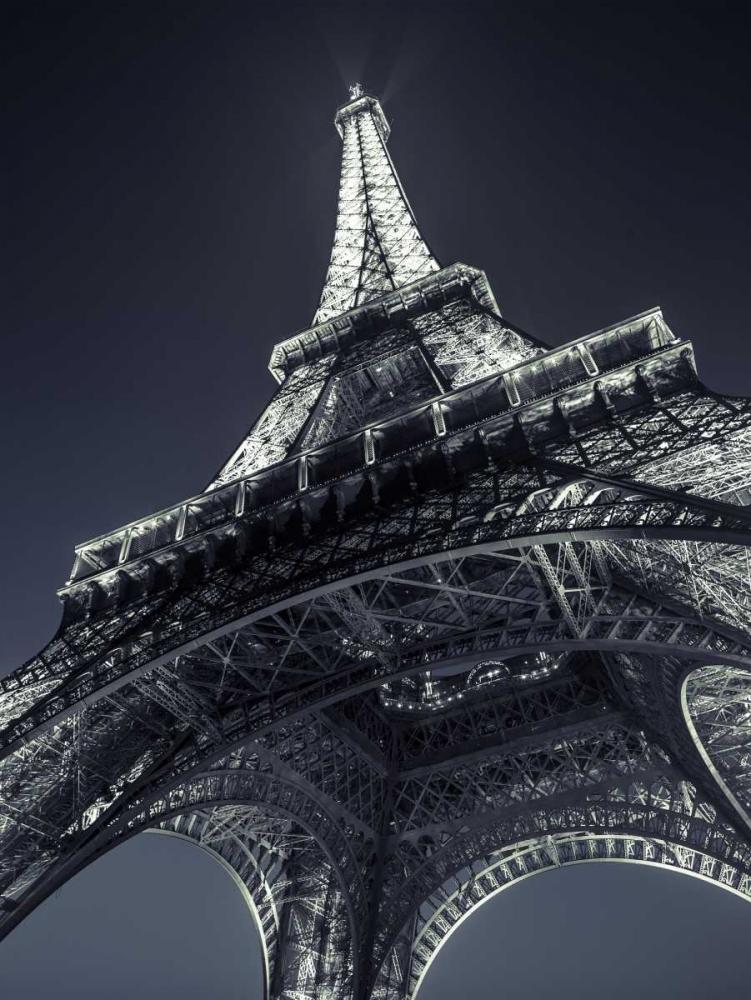 Eiffel tower at night, Paris Frank, Assaf 103336