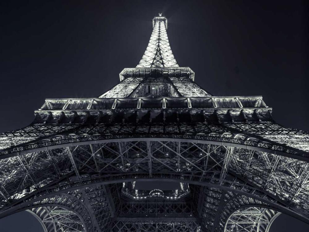 Eiffel tower at night, Paris Frank, Assaf 103337